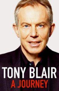 Tony Blair - a journey